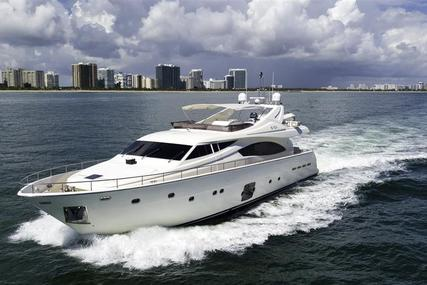 Ferretti 881 for sale in United States of America for $2,495,000 (£1,956,556)