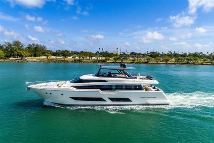 Ferretti 850 for sale in United States of America for 6.250.000 $ (4.710.582 £)
