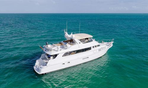 Image of Hatteras for sale in United States of America for $1,399,000 (£1,041,915) Coral Gables, United States of America