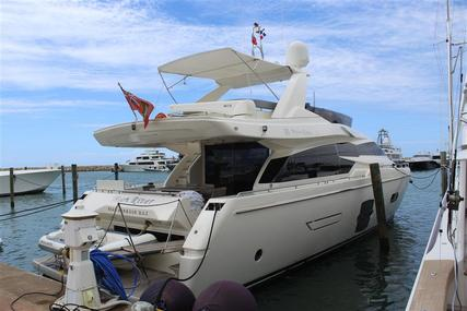 Ferretti 720 for sale in Dominican Republic for $2,200,000 (£1,725,220)
