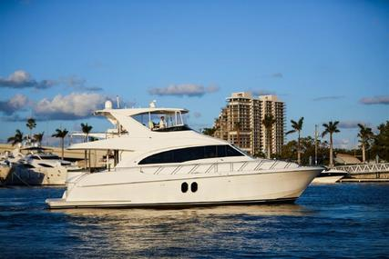 Hatteras Motoryacht for sale in United States of America for $1,550,000 (£1,163,140)