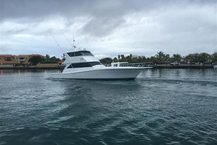 Viking Yachts Enclosed Bridge for sale in Dominican Republic for $619,000 (£470,400)