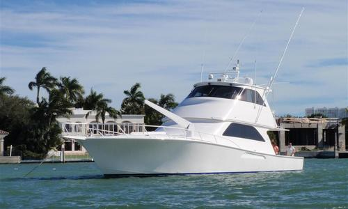 Image of Viking Yachts Enclosed Bridge for sale in Venezuela for $1,225,000 (£944,145) Higuerote, Venezuela