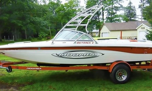 Image of Moomba Outback V 21 for sale in United States of America for $27,500 (£20,979) Gaylord, Michigan, United States of America
