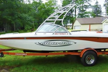 Moomba Outback V 21 for sale in United States of America for $27,500 (£20,925)