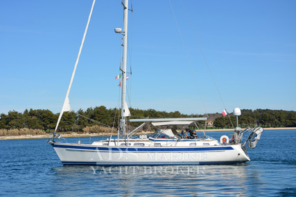 Hallberg-Rassy 43 for sale in Croatia for €370,000 (£325,369)
