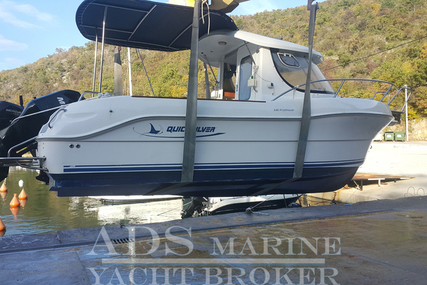 Quicksilver 640 Pilothouse for sale in Croatia for €23,000 (£20,602)