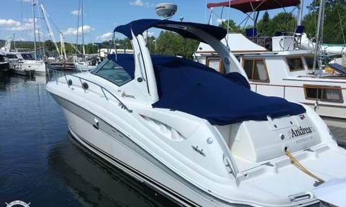 Image of Sea Ray 340 Sundancer for sale in United States of America for $96,500 (£74,335) Bayfield, Wisconsin, United States of America