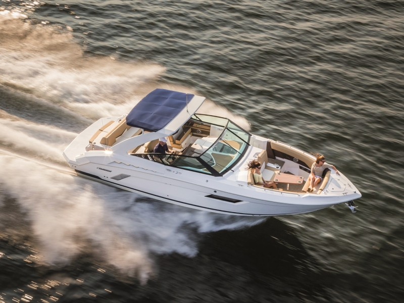 Cruisers Yachts Sport 338 Cx For Sale In United Kingdom