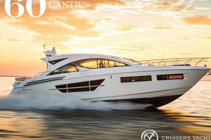 Cruisers Yachts 60 cantius for sale in United Kingdom for £1,694,500 ($2,237,587)