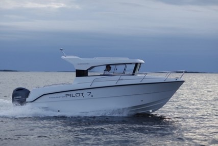 Finnmaster Cabin Pilot 7 weekend for sale in United Kingdom for £74,667
