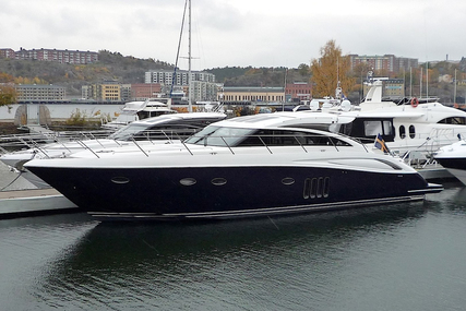 Princess V62 for sale in Sweden for kr8,295,000 (£712,690)