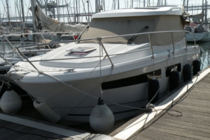 Jeanneau Merry Fisher 855 for sale in Portugal for €79,000 (£69,429)