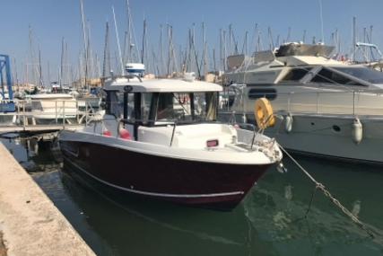 Jeanneau Merry Fisher 755 Marlin for sale in France for €43,000 (£37,579)