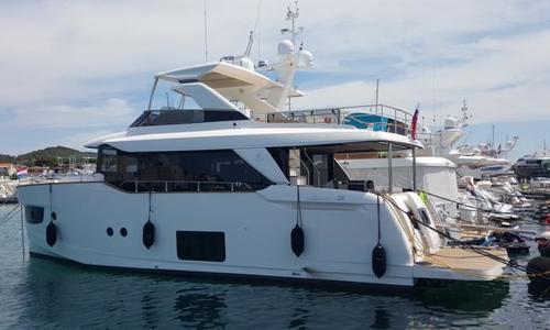 Image of Absolute NAVETTA 58 for sale in Croatia for €850,000 (£776,497) Croatia