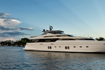 Sanlorenzo SL118 #638 for sale in Netherlands for €13,800,000 (£12,088,085)