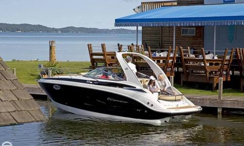 Image of Crownline 264 CR for sale in United States of America for $89,995 (£70,778) North Fort Myers, Florida, United States of America