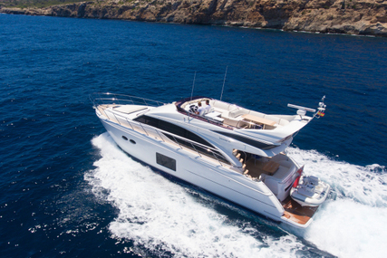 Princess 56 for sale in Spain for £999,950