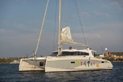 Aventura 43 for sale in Italy for €290,000 (£254,032)