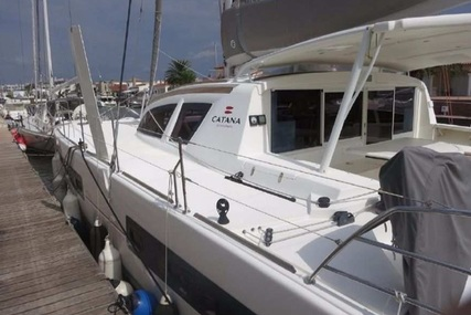Catana 47 for sale in France for €535,000 (£468,460)