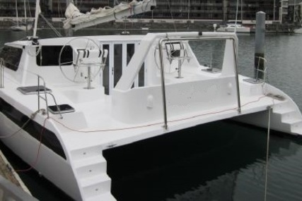 Grey Bull Sailing Cat 54 for sale in New Zealand for $445,000 (£335,116)