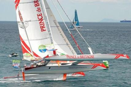 Custom Ultim Maxi 80 trimaran for sale in France for €1,200,000 (£1,036,207)