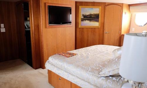 Image of Hatteras 105 Motor Yacht for sale in United Arab Emirates for $5,441,000 (£4,178,282) Dubai, , United Arab Emirates