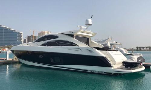 Image of Sunseeker Predator 62 for sale in Bahrain for $749,000 (£556,009) Bahrain