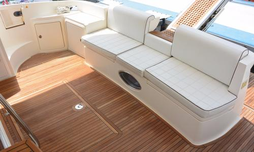 Image of Azimut 48 for sale in United Arab Emirates for $748,700 (£557,599) Abu Dhabi, , United Arab Emirates