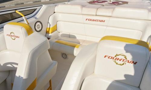 Image of Fountain 38 Motor Yacht for sale in United Arab Emirates for $143,000 (£107,454) Dubai, , United Arab Emirates