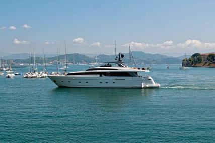 Sanlorenzo 104 very low hours for sale in France for €4,750,000 (£4,157,440)