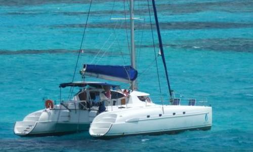 Image of Fountaine Pajot Bahia 46 for sale in Martinique for €255,000 (£223,367)  (FR), Martinique