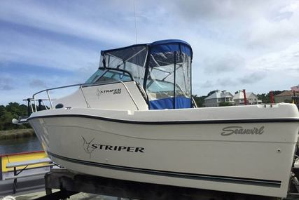 Seaswirl Striper 2100 WA for sale in United States of America for $14,250 (£10,811)