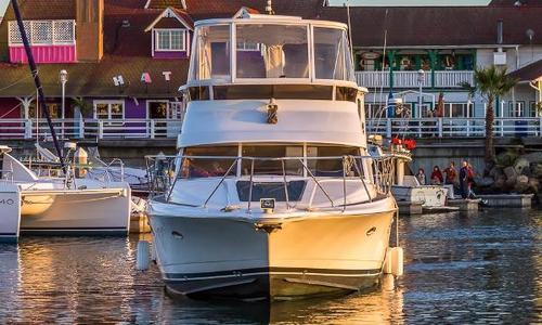 Image of Silverton Cockpit Motor Yacht for sale in United States of America for $169,000 (£125,599) Long Beach, CA, United States of America