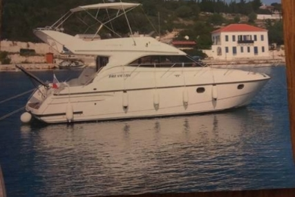Princess 34 for sale in Greece for €69,950 (£61,701)