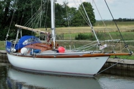 Sparkman and Stephens S AND S 34 for sale in United Kingdom for £29,750