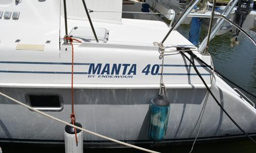 Image of Manta 40 for sale in United States of America for $215,000 (£159,602) Ft Lauderdale, FL, United States of America