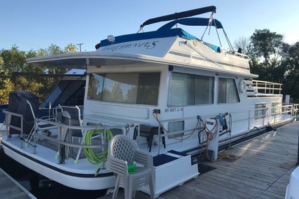 Gibson 50ft Houseboat for sale in United States of America for $64,995 (£50,399)
