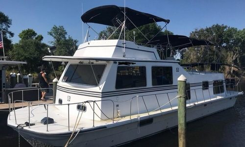 Image of Harbor Master 47 Houseboat for sale in United States of America for $65,000 (£50,972) Astor, Florida, United States of America