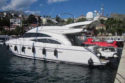 Princess 57 for sale in Croatia for €545,000 (£478,314)