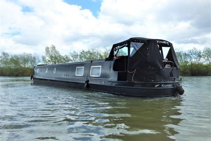 Wide Beam Narrowboat 60 x 10 by Collingwood Boats for sale in United Kingdom for £79,950