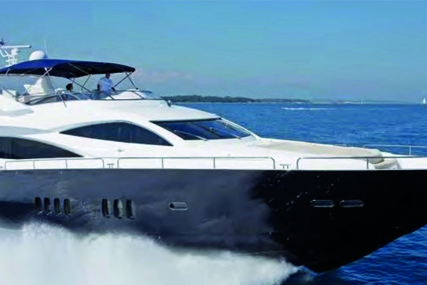 Sunseeker 90 for sale in Netherlands for €2,200,000 (£1,927,981)