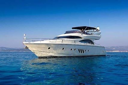 Dominator 62S for sale in Italy for €620,000 (£530,840)