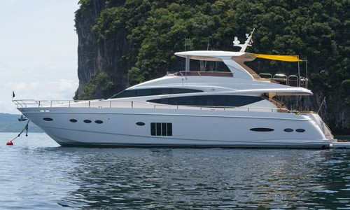 Image of Princess 78 for sale in Thailand for $2,350,000 (£1,825,243) PHUKET, Thailand