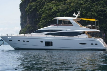 Princess 78 for sale in Thailand for $2,350,000 (£1,786,896)