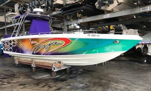 Image of Baja 28 Sportfish '09 Engines for sale in United States of America for $48,000 (£36,188) Fort Lauderdale, FL, United States of America