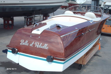 Riva Aquarama Reproduction Belle et Rebelle for sale in United Kingdom for £65,000