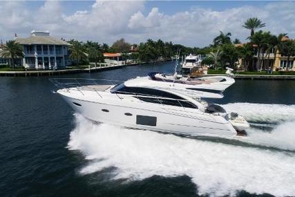 Princess 52 Sport bridge for sale in United States of America for $1,380,000 (£1,035,570)