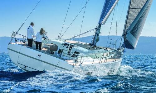 Image of Bavaria Yachts 45 Cruiser for sale in Spain for €260,893 (£231,851) Spain
