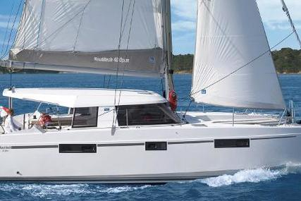 Nautitech 40 Open for sale in Spain for €337,250 (£295,551)